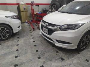 Honda Vezel Service