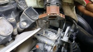 catalytic converter issue honda civic