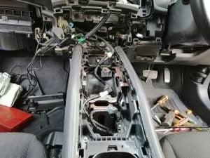 Honda Vezel fuel fil