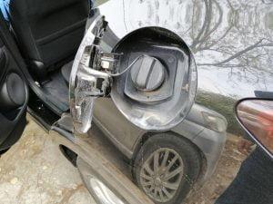 fuel filter straine