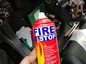 Honda Vezel fuel filter strainer