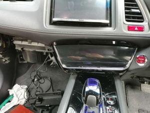 Honda Vezel fuel filter strainer replacement