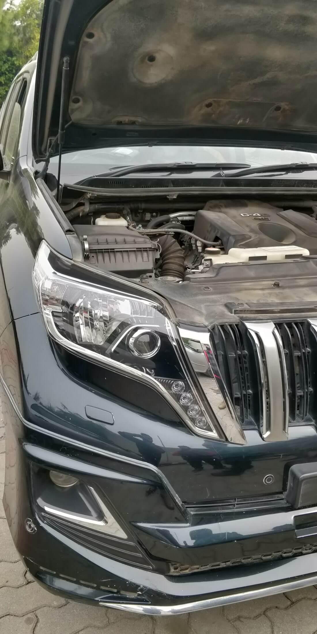 Toyota Adblue Fluid