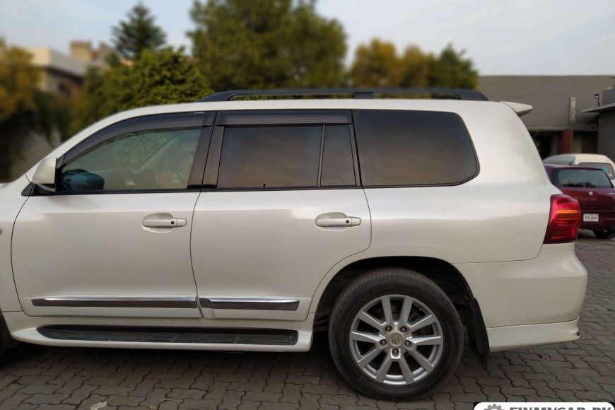 Toyota Land Cruiser V8 2UZ-FE Remap