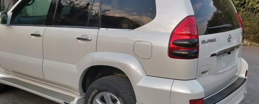 Toyota Land Cruiser ECM REMAP