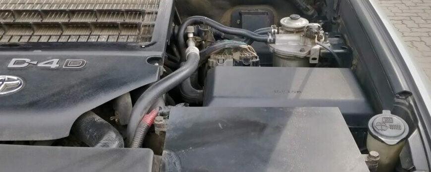 1VD-FTV 4.5 Land Cruiser BulletProof