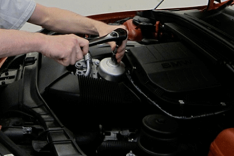 Engine Replacement and Lubes service