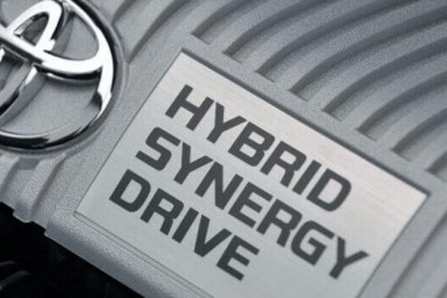 Toyota Hybrid System Overview