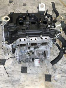 Nissan Note Engine