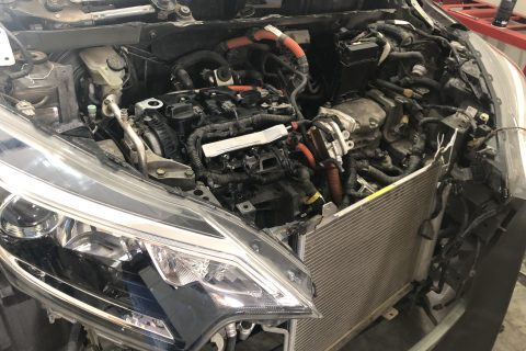 Nissan Note Engine Replacement