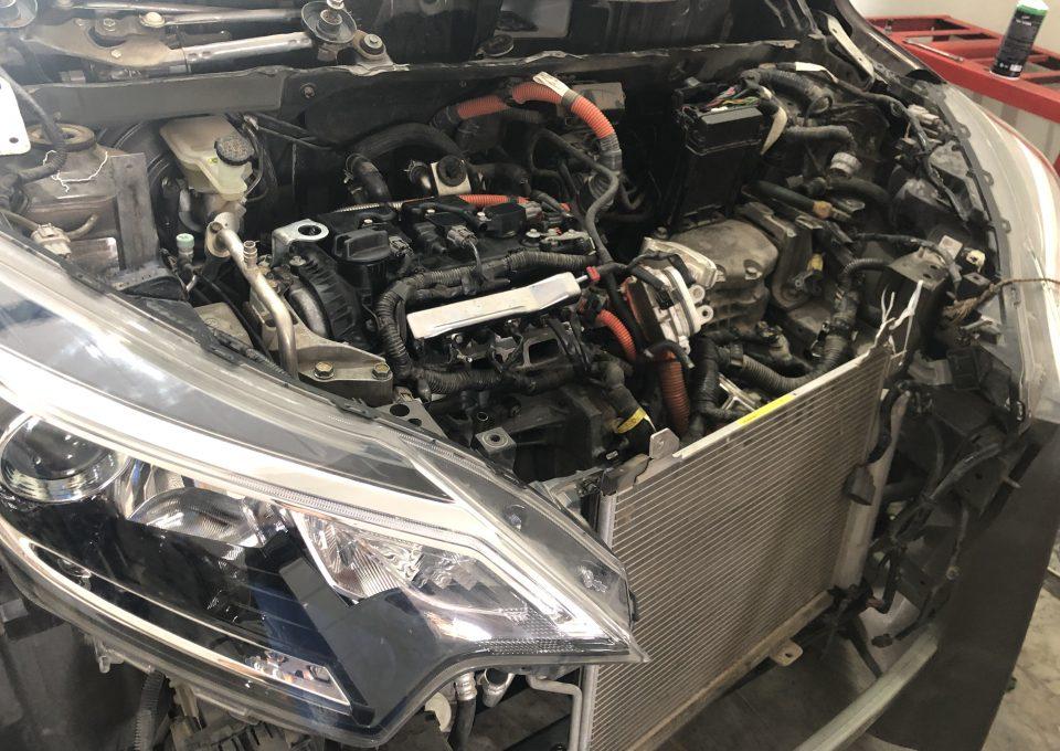 hybrid vehicle training courses