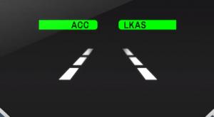 Honda Sensing - LKAS