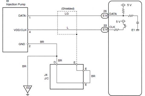 dtc P1670 Wiring Diagram