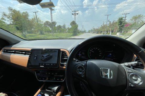 Honda Vezel Car In Pakistan