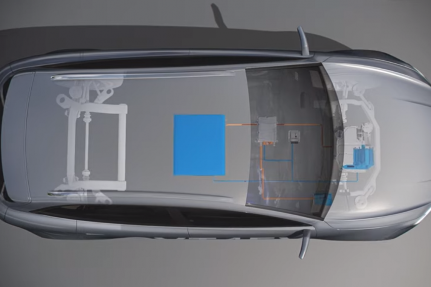 Bosch CVT Transmission For EVs
