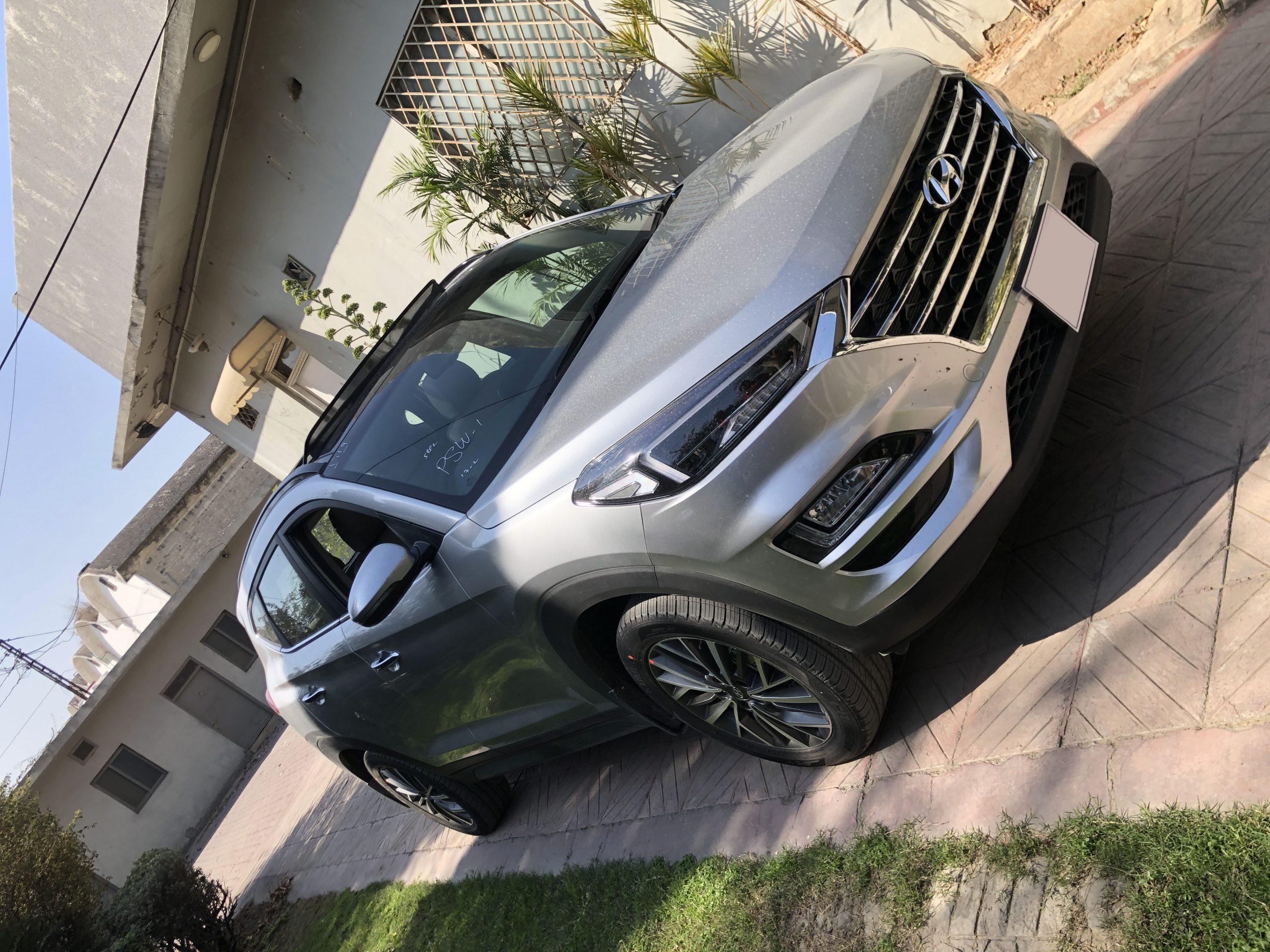 Hyundai Tucson Pakistan