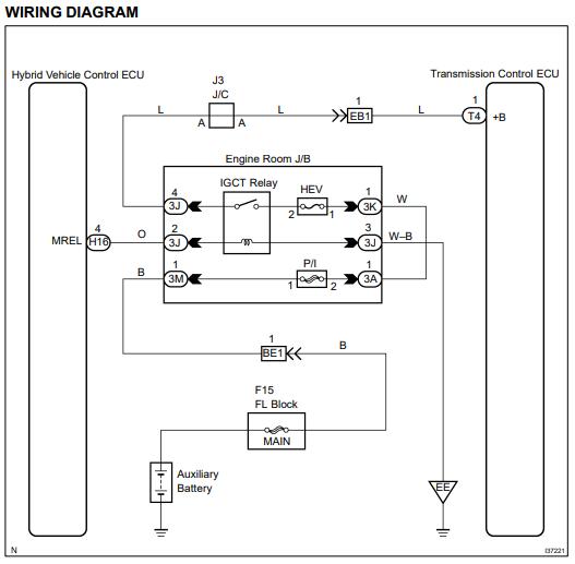 C2318 Wiring Diagram