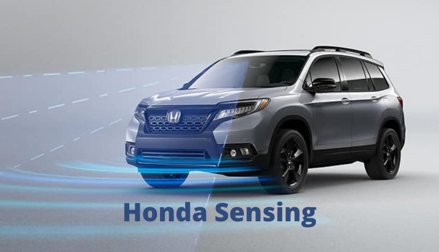 Honda Millimeter Wave Radar