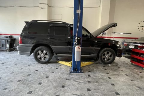 best auto workshop in islamabad