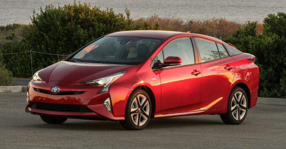 Toyota Prius Fourth Generation