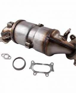 catalytic converter honda civic uh6 reborn
