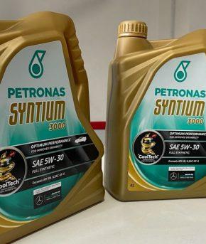 Proton Car Engine Oil
