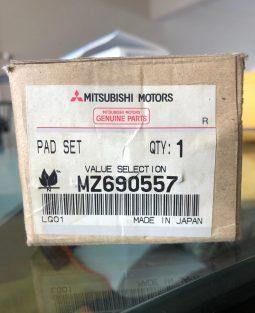 Mitsubishi Pajero Pad Set