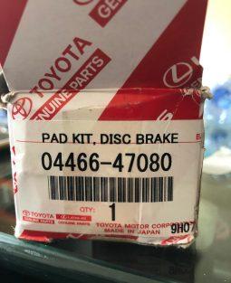 Toyota Prius Disc Brake Pad